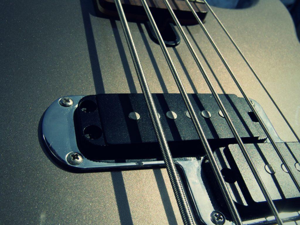 gitarre einbau tonabnehmer