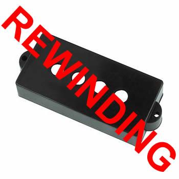 Precision Bass Pickup Rewinding (PBAO)