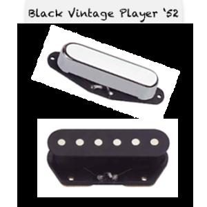 PanCake Black Vintage Player '52 Set