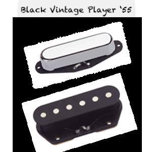 PanCake Black Vintage Player '55 Set