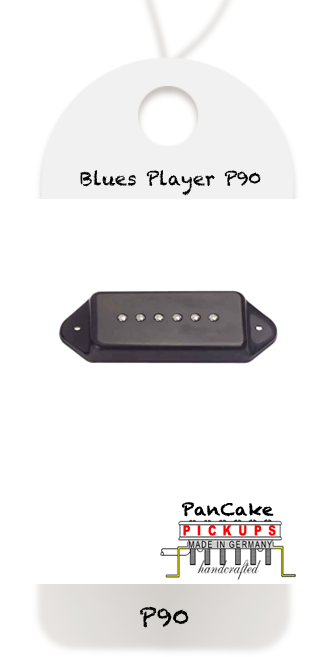 PanCake Blues Player P90