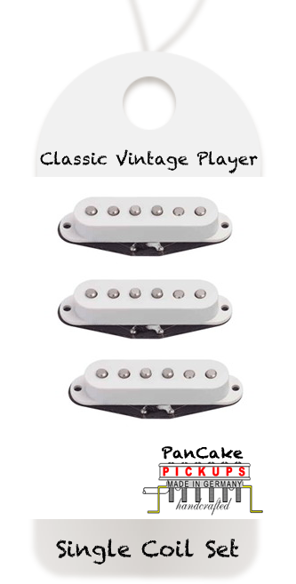 PanCake Classic Vintage Player Set