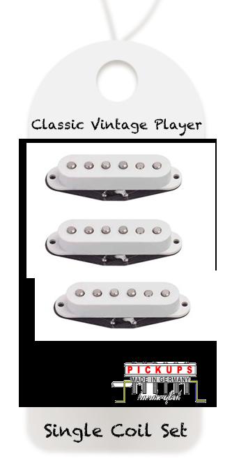PanCake Classic Vintage Player Set