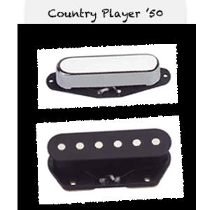 PanCake Country Player '50 Set