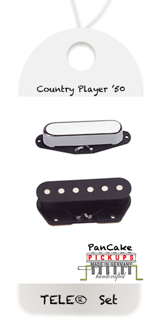 PanCake Country Player '50 Set