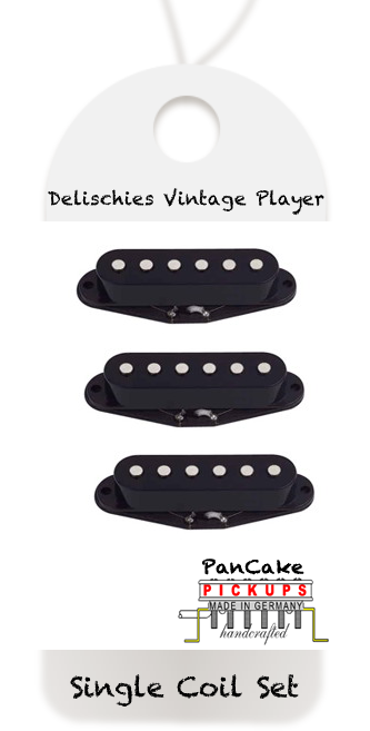 PanCake Delischies Vintage Player Set