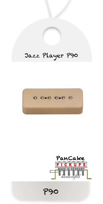 PanCake Jazz Player P90