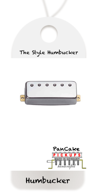 PanCake The Style Humbucker