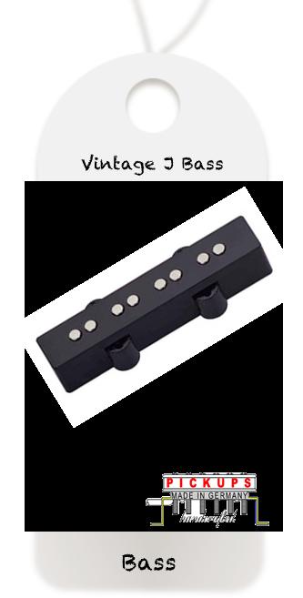 PanCake Vintage J Bass