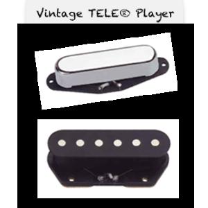 PanCake Vintage TELE® Player Set