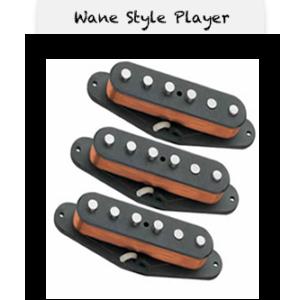 PanCake Wane Style Player Set