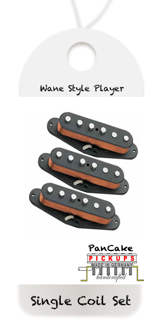PanCake Wane Style Player Set